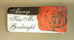 Always kiss me goodnight - 17x7