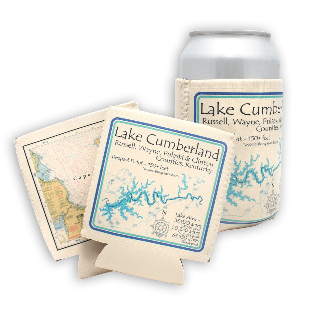 Lake Can Cooler - LA - Set of 6