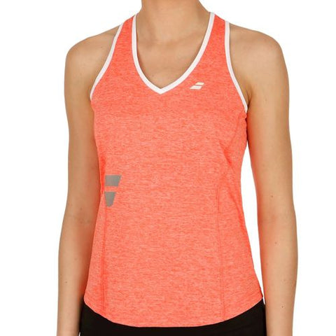BABOLAT - TOP CORE CROP  WOMEN - 3WS17071 - Fluo Strike
