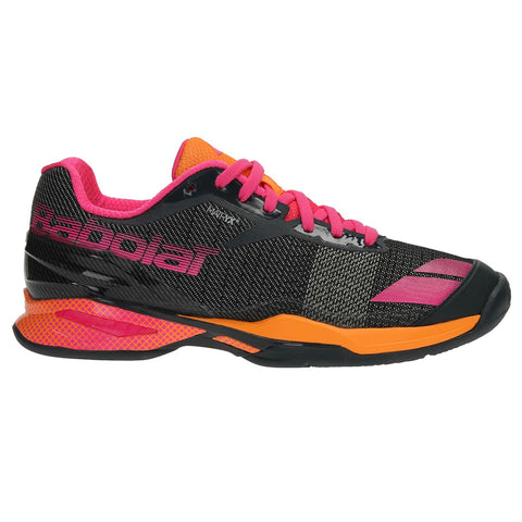 Babolat JET CLAY  WOMEN Grey Orange/Pink