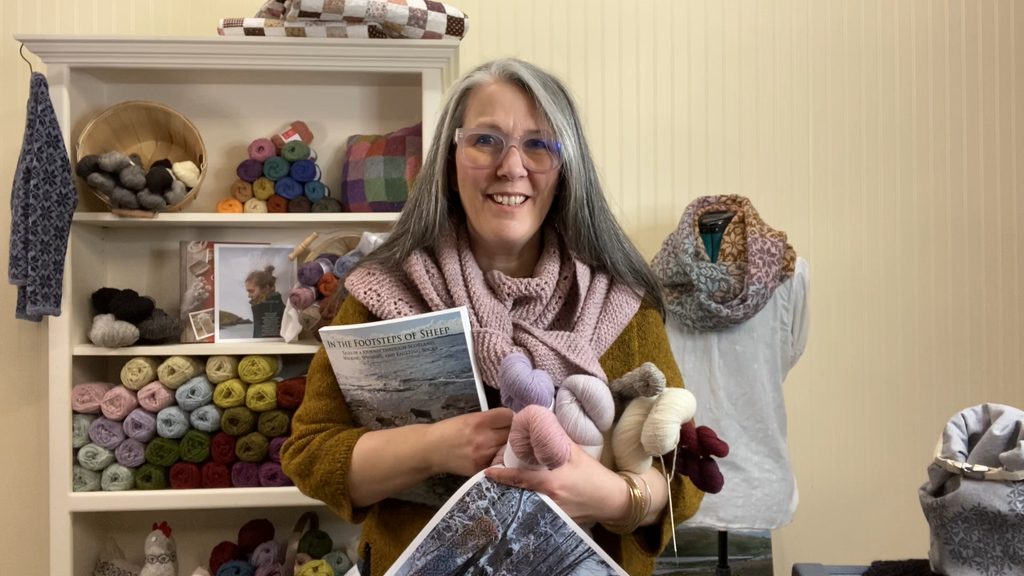 Shopcast #137: Deepest Winter brings great knitting!