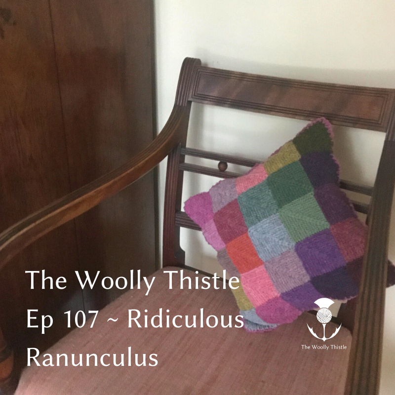 TWT Audio Podcast Ep 107 - Ridiculous Ranunculus