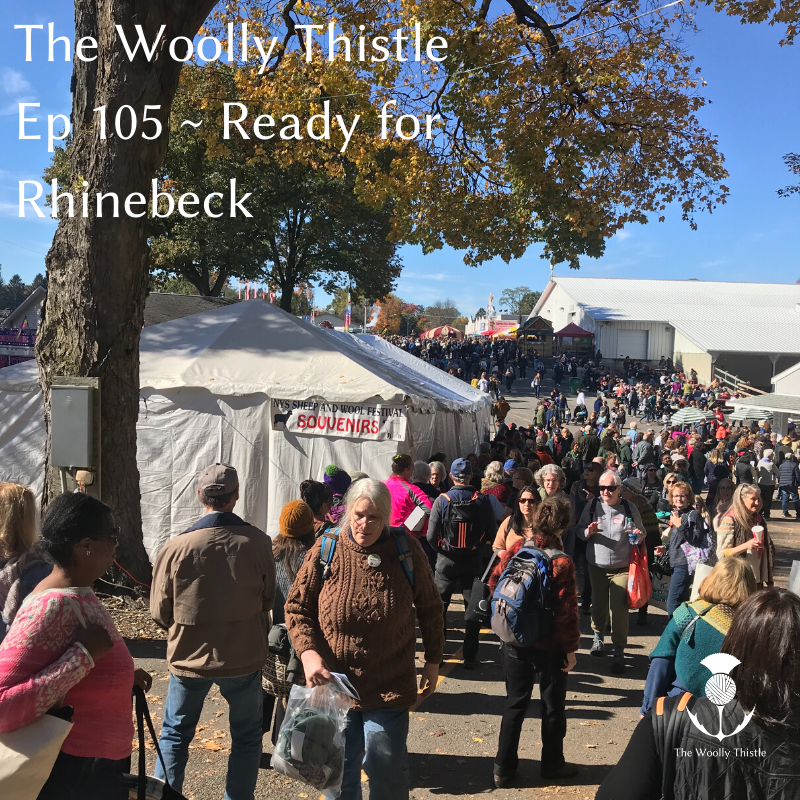 TWT Audio Podcast Ep 105 - Ready for Rhinebeck