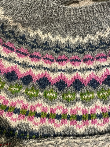 The Woolly Thistle The Porty Pullover Blog