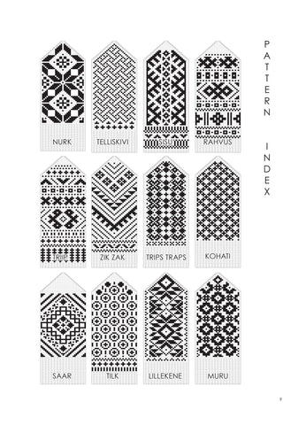 Color & Knit, Mittens Design and Coloring Book | The Woolly ...