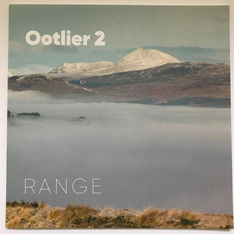Cover of Ootlier 2: Range featuring and image of mountain range.