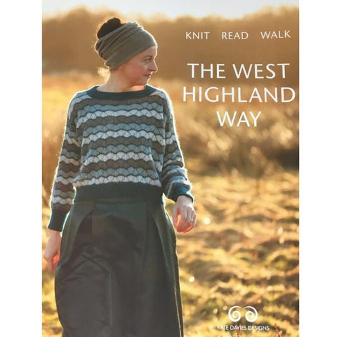 Cover of The West Highland Way by Kate Davies.