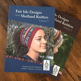 Fair Isle Designs from Shetland Knitters, Volumes 1 & 2 by Shetland Guild