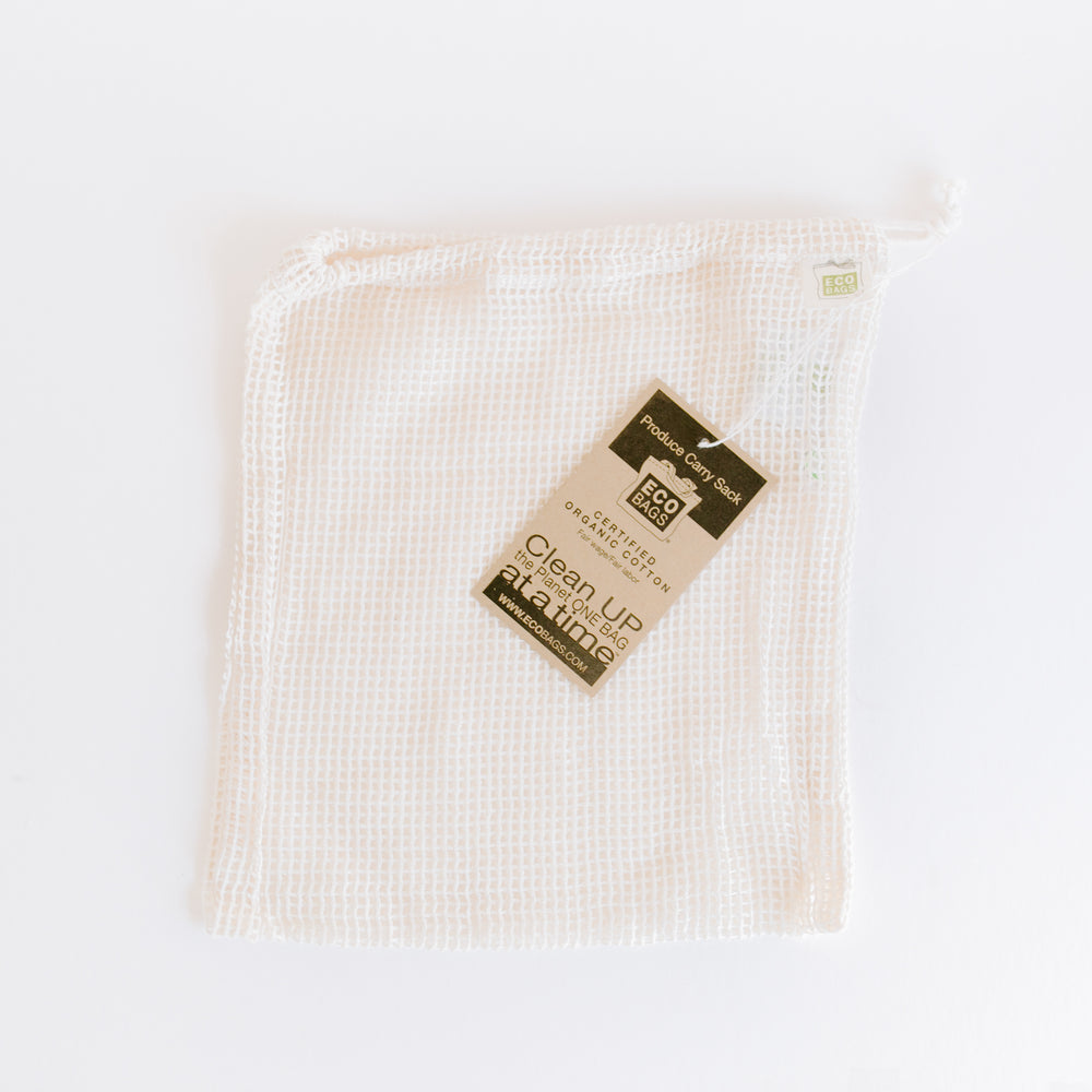 Load image into Gallery viewer, ECOBAG - Cotton and Mesh Produce Bags