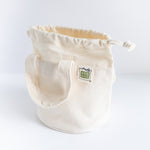 Eco Organic Cotton Spa Bag