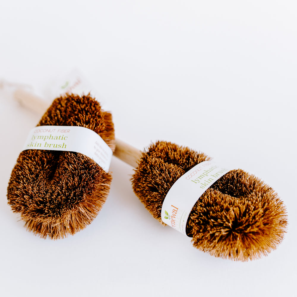 Lymphatic Dry Skin Brush