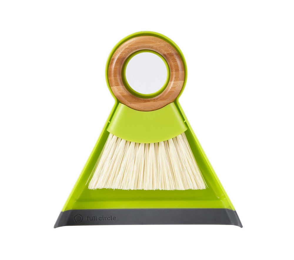 Tiny Team Mini Brush + Dustpan Set