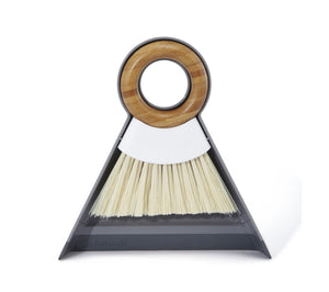 Load image into Gallery viewer, Tiny Team Mini Brush + Dustpan Set