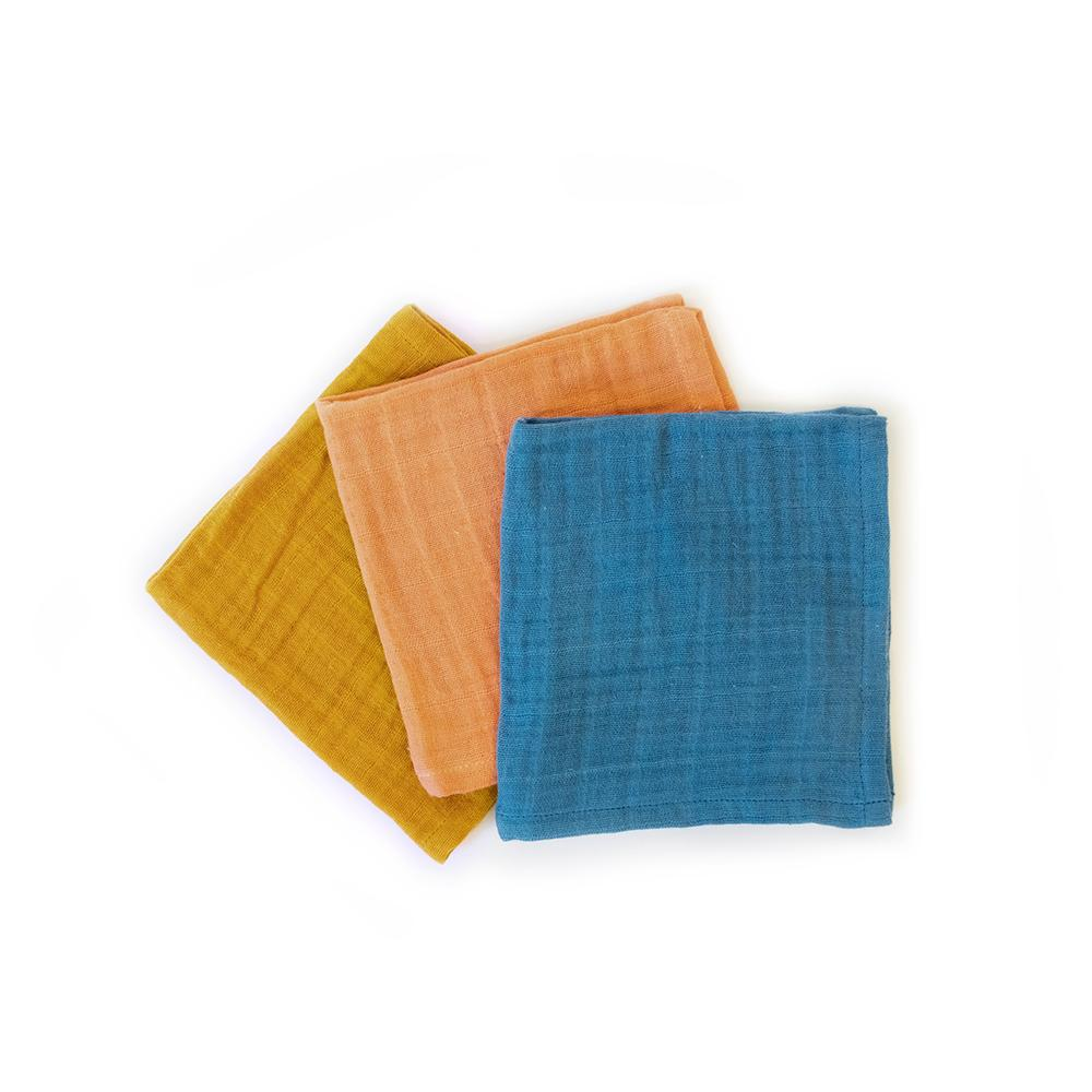 Load image into Gallery viewer, Kind Plant-Dyed Dish Cloths - 3 Pack