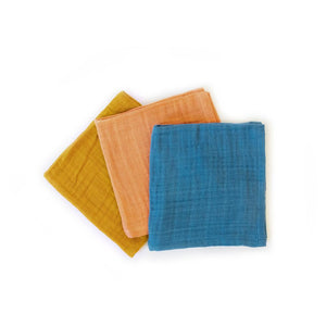 Kind Plant-Dyed Dish Cloths - 3 Pack