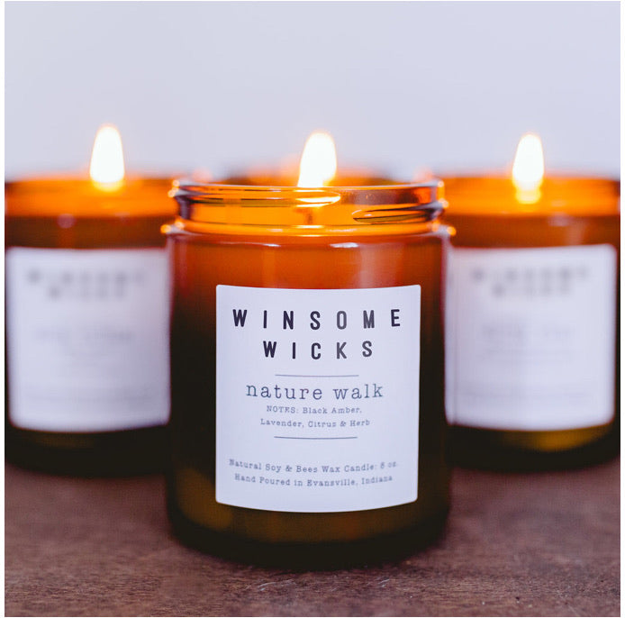 Winsome Wicks Candle