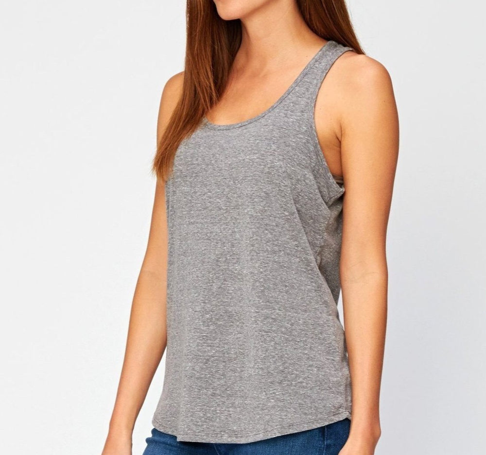 Abbie Triblend Tank by Threads 4 Thought