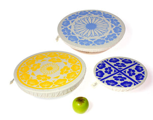 Halo Dish Covers- Variety Pack Large (M, L, XL)