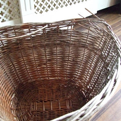 broken bike basket