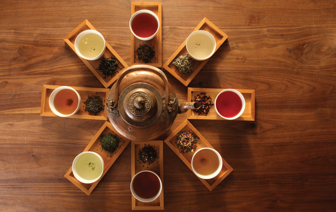 Ultimate Tea Brewing Guide How To Make 7 Types Of Tea Harney