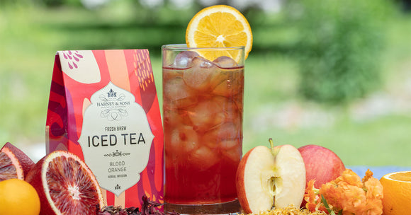 Beat the Heat: Iced Tea 101