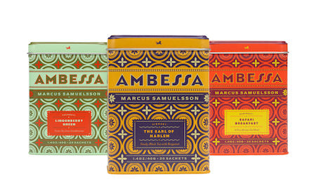 Harney and Sons Ambessa Tea Blends