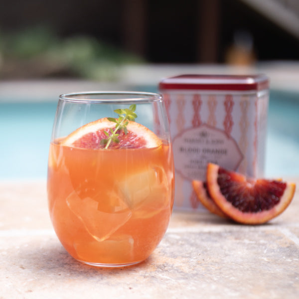 Harney and Sons Blood Orange Rum Punch