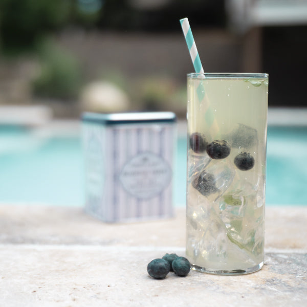 Harney and Sons Blueberry Green Tea Mojito