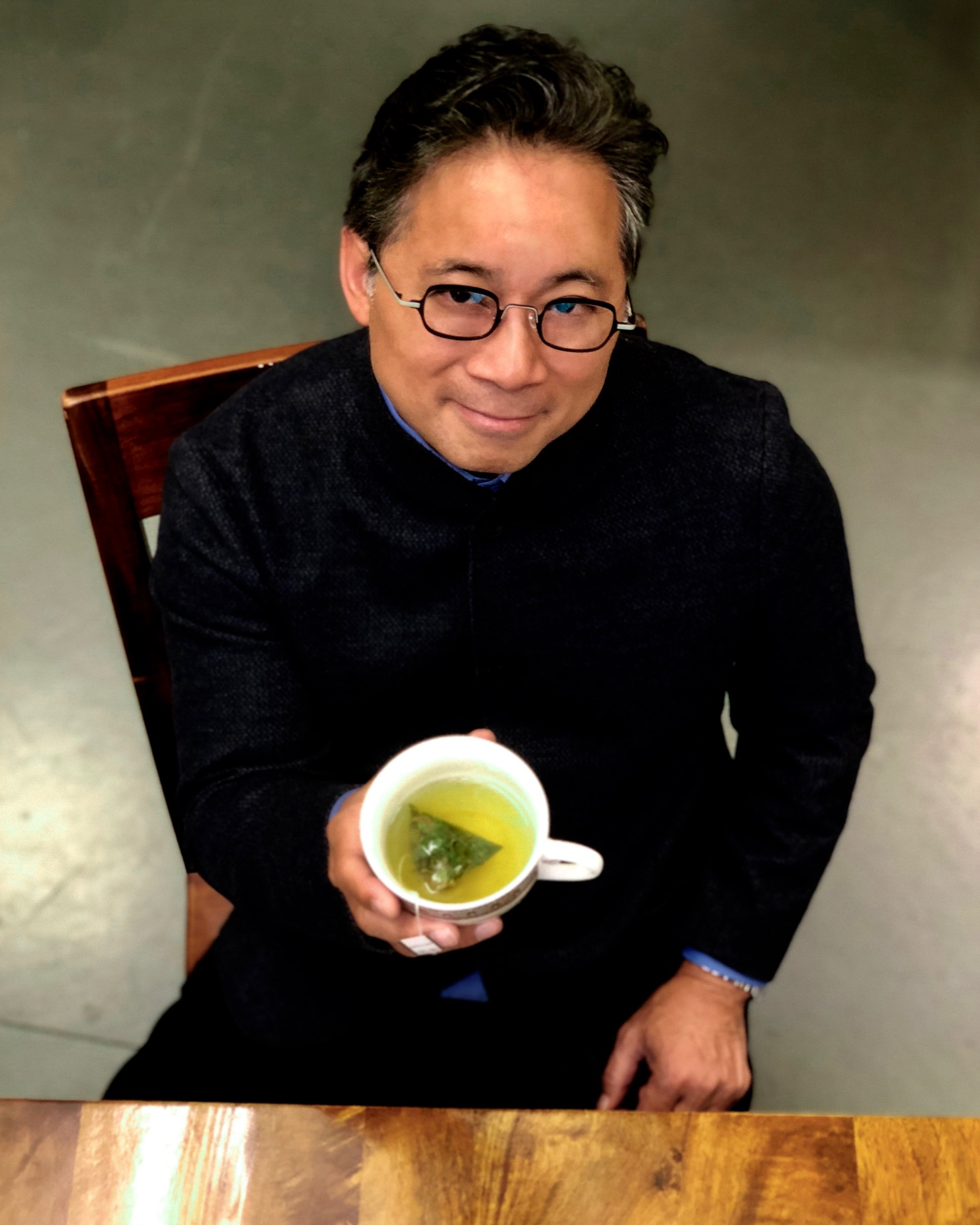 Dr. William Li, Harney & Sons Teafluencer
