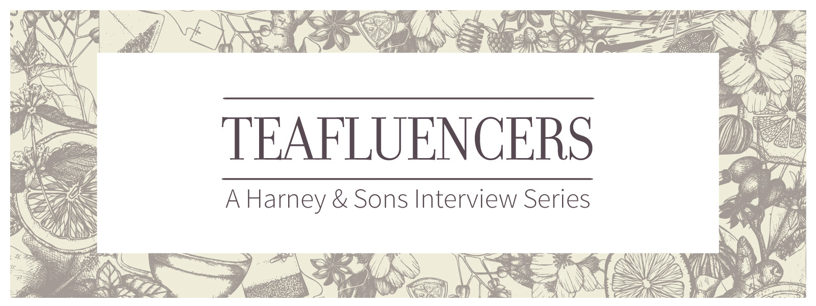 Harney & Sons Teafluencer, Buyer Elvira Cardenas