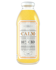 a single bottle of 10mg cbd tea