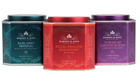 Harney and Sons Historic Royal Palaces Blends