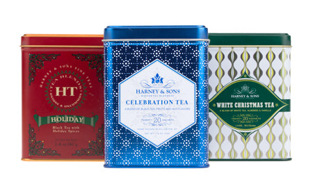 Harney and Sons Seasonal and Specialty Teas