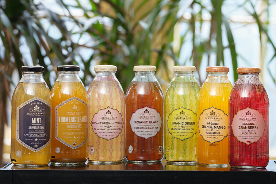Harney and Sons Bottled Iced Tea