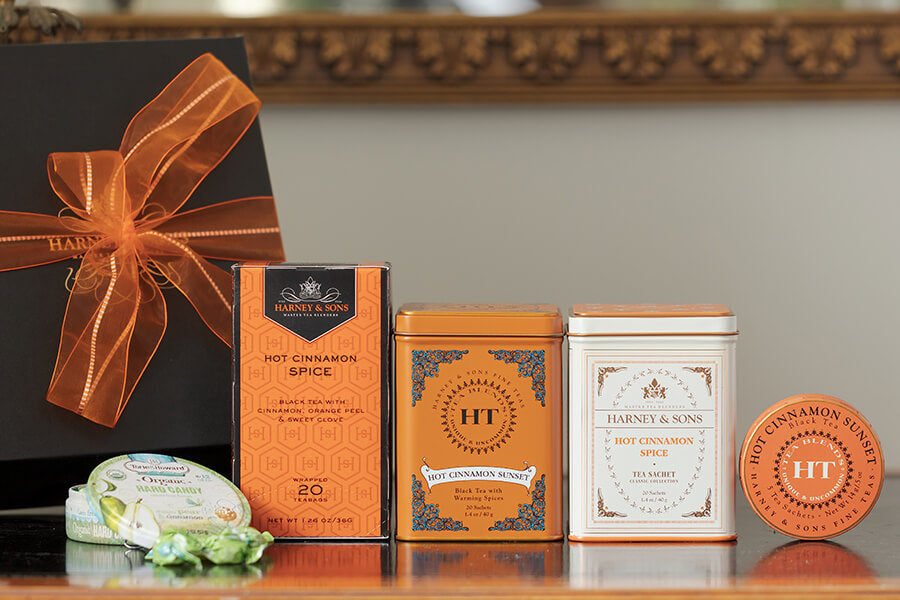 Harney and Sons Most Popular Gifts