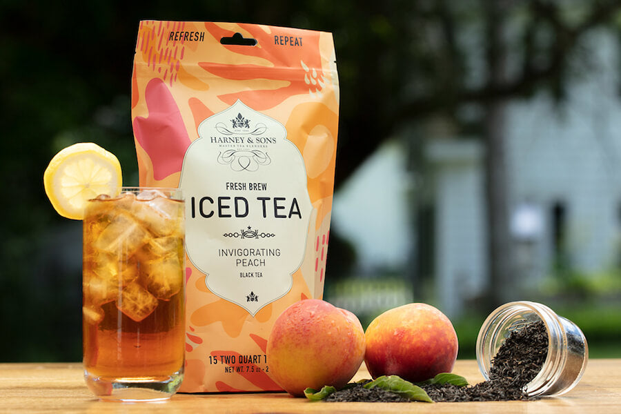 Harney and Sons Iced Tea Pouches
