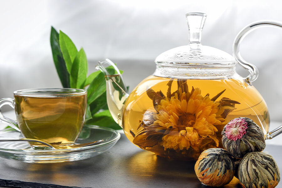 Harney and Sons Flowering Tea