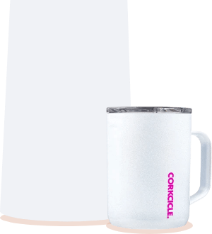 Cup and Thermos