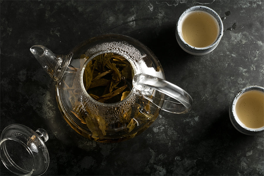 Green Tea Brewing Time
