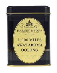 1,000 Miles Aroma Oolong - Loose 2 oz. Tin - Harney & Sons Fine Teas