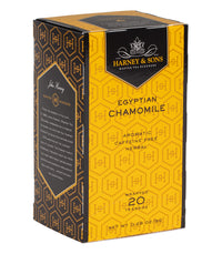 Chamomile - Teabags 20 CT Premium Teabags - Harney & Sons Fine Teas