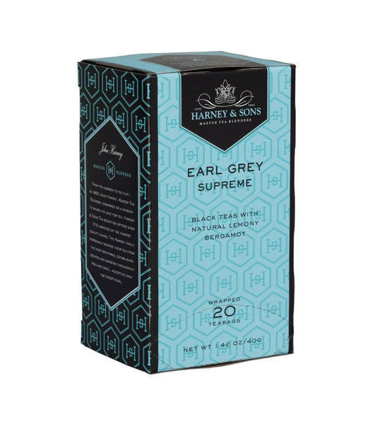 Earl Grey Supreme, Box of 20 Premium Teabags
