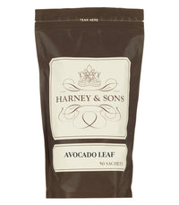 Avocado Leaf - Sachets Bag of 50 Sachets - Harney & Sons Fine Teas