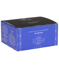 Paris - Teabags 50 CT Foil Wrapped Teabags - Harney & Sons Fine Teas
