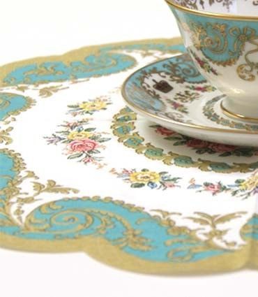 Historic Royal Palaces Napkins -   - Harney & Sons Fine Teas