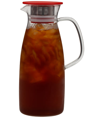 ForLife Mist Glass Ice Tea Jug (Multiple Colors)