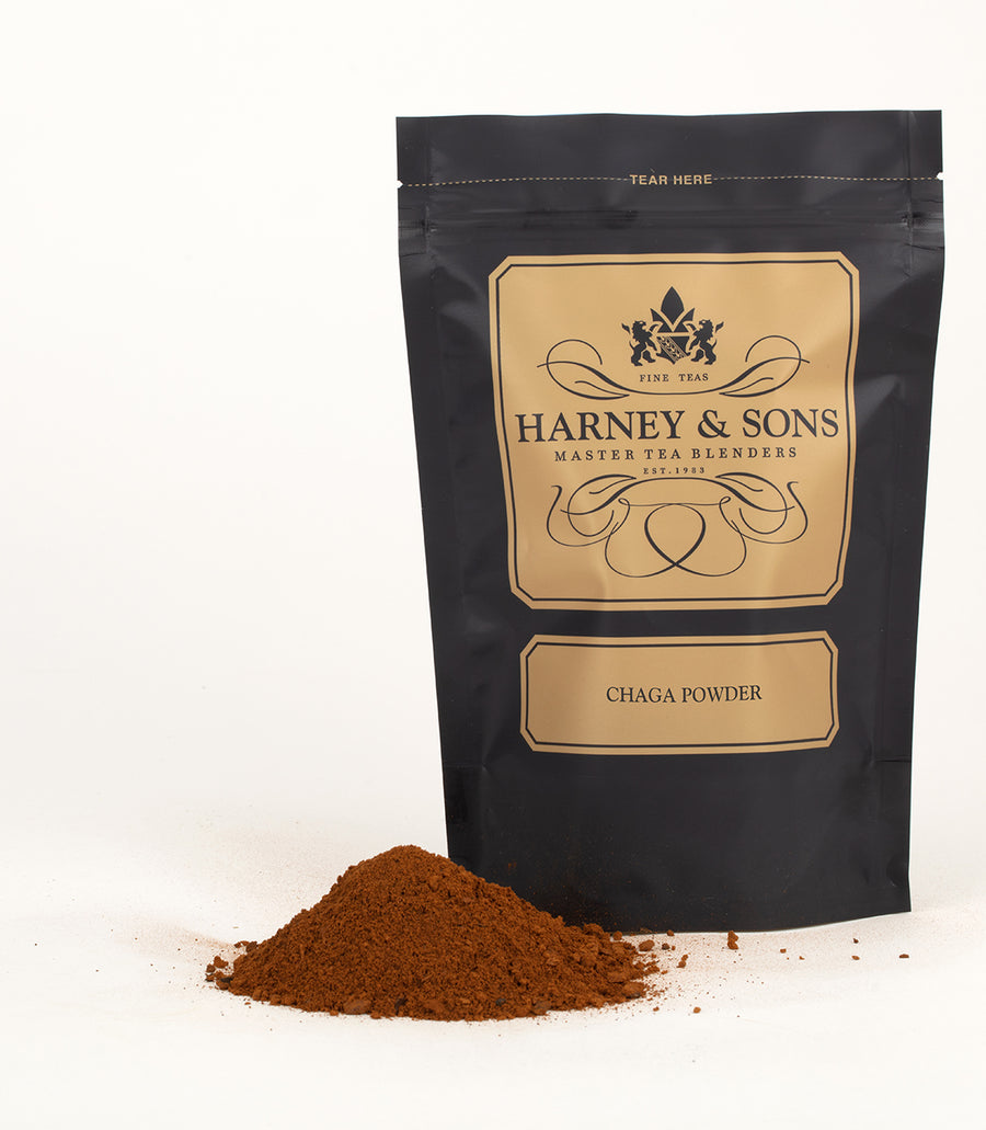 Chaga Mushroom - Loose 6 oz. Bag - Harney & Sons Fine Teas