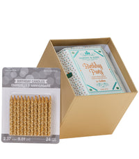 Birthday Party - Birthday In A Box Tin of 30 Sachets - Harney & Sons Fine Teas