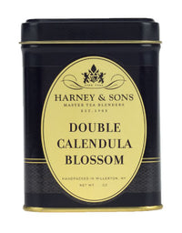 Double Calendula Blossom - Loose 4 oz. Tin - Harney & Sons Fine Teas