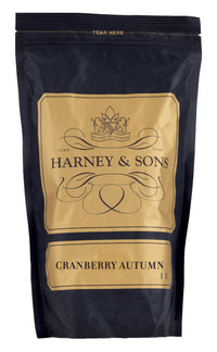 Cranberry Autumn - Loose 1 lb. Bag - Harney & Sons Fine Teas